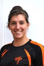 Faye Miles - Honiton Gymnastics Club coach