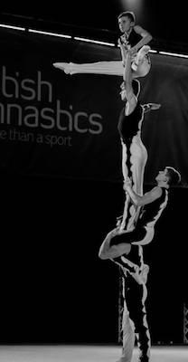 Acrobatic men's 4 - Honiton