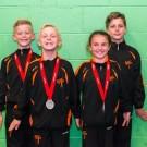 National Medals - Honiton Gymnastics