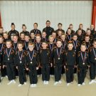 Honiton Gymnasts that competed at the 2017 NDP Prelims